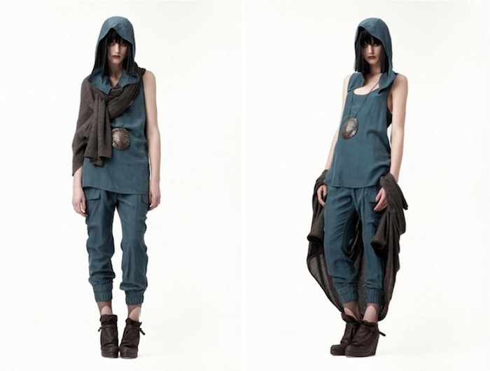 NICHOLAS K. fall 2012 womens lookbook