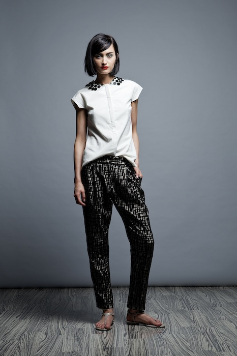 LELA ROSE RESORT 2013 FashionDailyMag sel 10