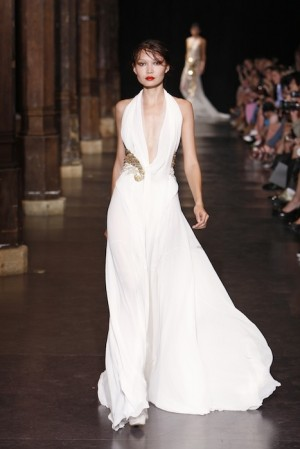 Basil Soda Fall 2012 Haute Couture fashiondailymag selects Look 12