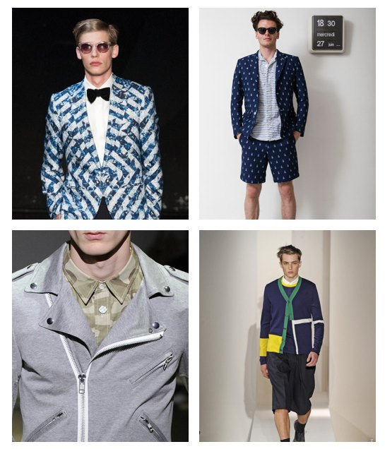 fdmLOVES: HIGHLIGHTS spring 2013 menswear