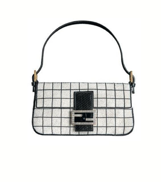 FENDI bag swarovski edition BM | FASHIONDAILYMAG