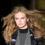 fresh face rag and bone fall 2012 hair by redken