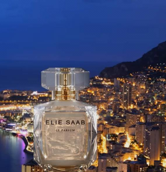 ELIE SAAB le parfum fragrance on FashionDailyMag