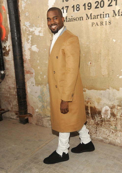 KANYE WEST   Maison Martin Margiela With H&M Global Launch Event - Red Carpet