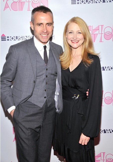 THOM BROWNE   PATRICIA CLARKSON   Fashion for Action nyc