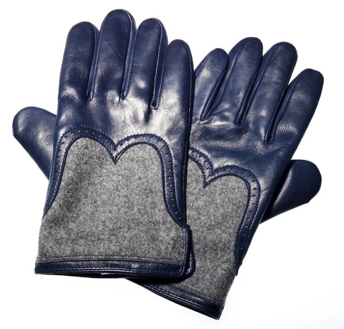 joseph abboud cashmere gloves for men