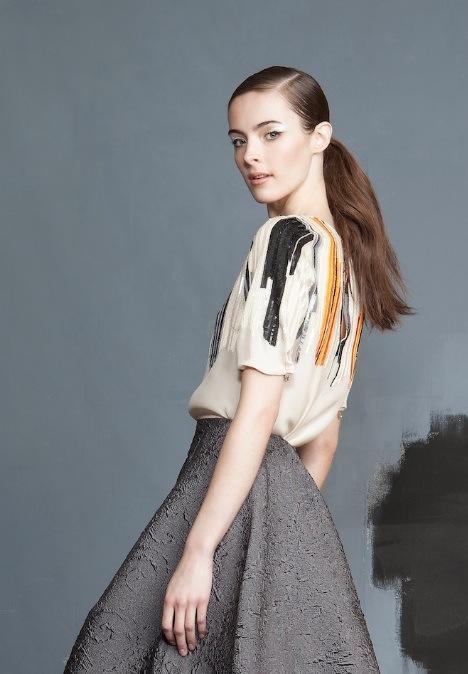 lela rose pre-fall 2013 FashionDailyMag sel 7