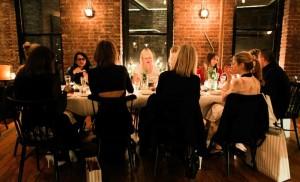 The Byrne Notice & Lulu Guinness host a Sunday Roast