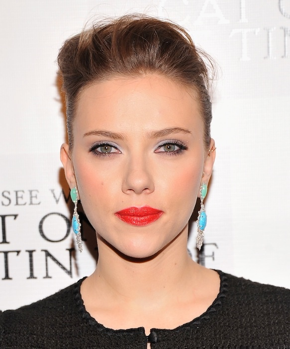 get the BEAUTY LOOK: SCARLETT JOHANSSON