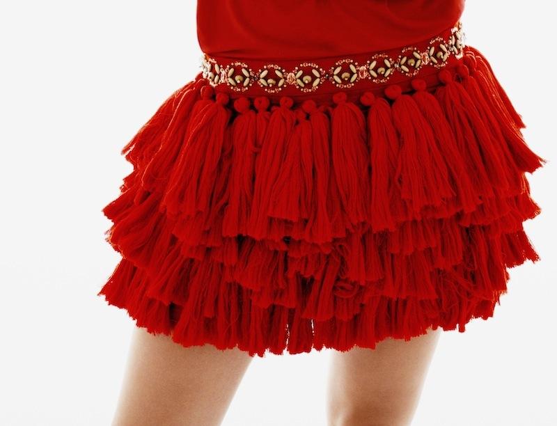 HM_red fringe for VDAY | FashionDailyMag