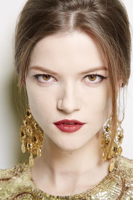 FALL BEAUTY: SICILIAN JEWELS at Dolce & Gabbana
