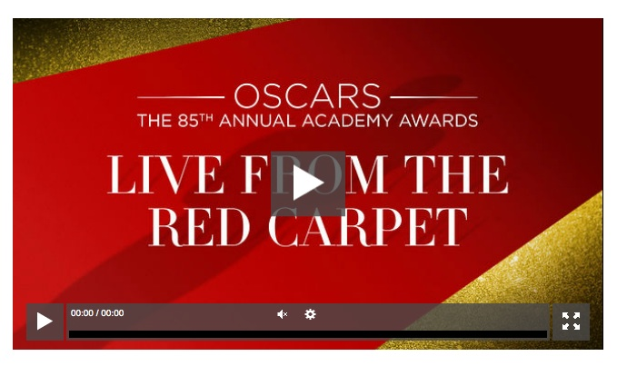 fdmLOVES: Academy Awards Red Carpet coverage Streaming Live