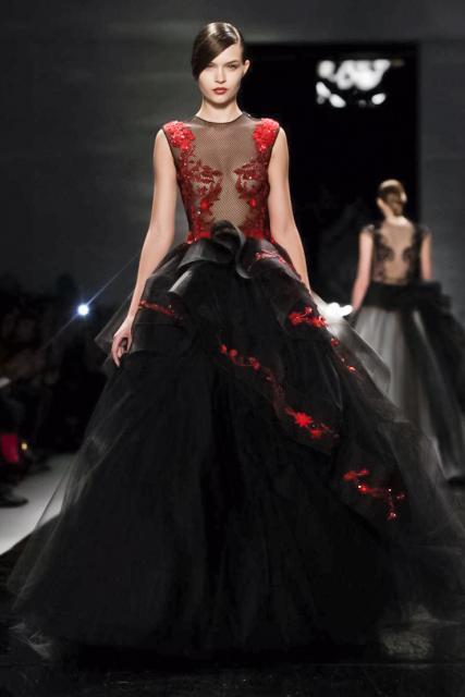 REEM ACRA FALL 2013 FashionDailyMag sel 1
