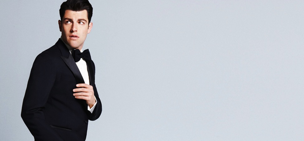 MAX GREENFIELD of NEW GIRL in Issue 104