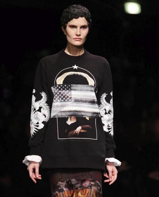 Givenchy AW13 Paris Fashion Week