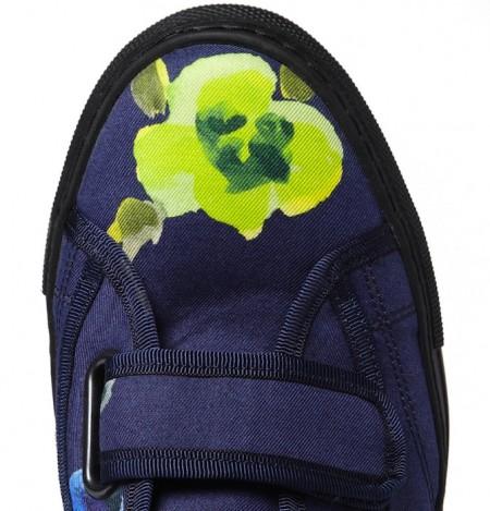 RAF SIMONS exclu MrPorter flowers FashionDailyMag sel 2