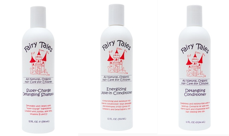 fairy tales organic hair care   FashionDailyMag