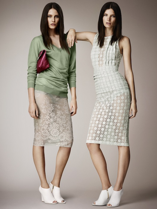 Burberry Prorsum Resort 2014 fashiondailymag selects 14