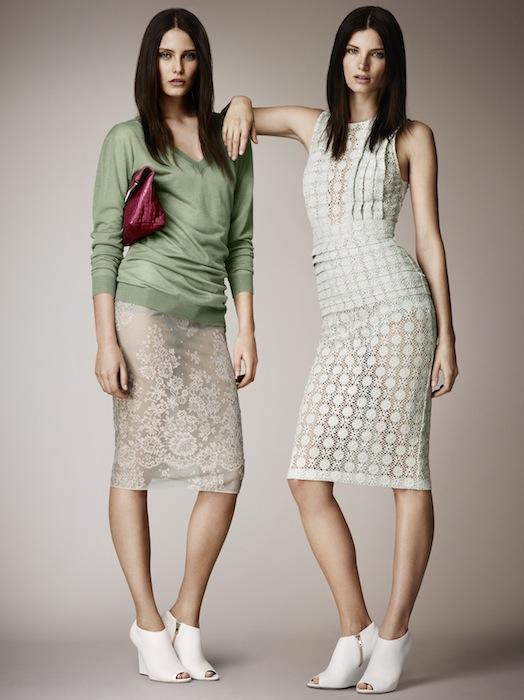 Burberry Prorsum Resort 2014 fashiondailymag selects 14