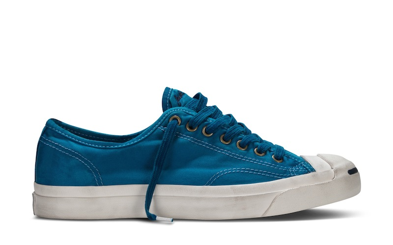 17c3fa2ee4ea Converse Jack Purcell Collection FW13 Wash Mykonos Blue fashiondailymag 9