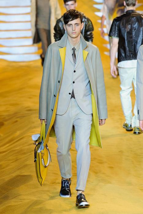 FENDI menswear spring 2014 fashiondailymag sel 9