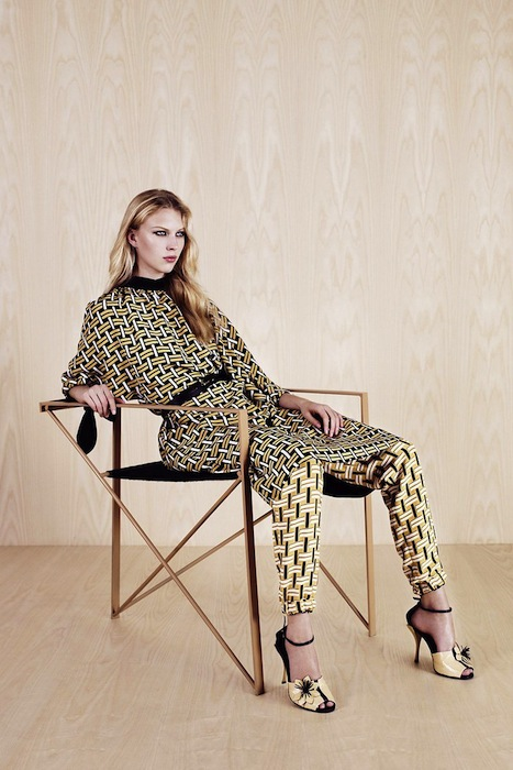 Fendi Resort 2014 fashiondailymag selects 1