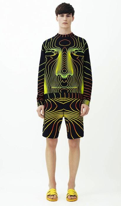 christopher kane menswear spring 2014 FashionDailyMag sel 9