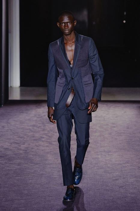 Maison Martin Margiela Spring 2014 Menswear fashiondailymag selects 13
