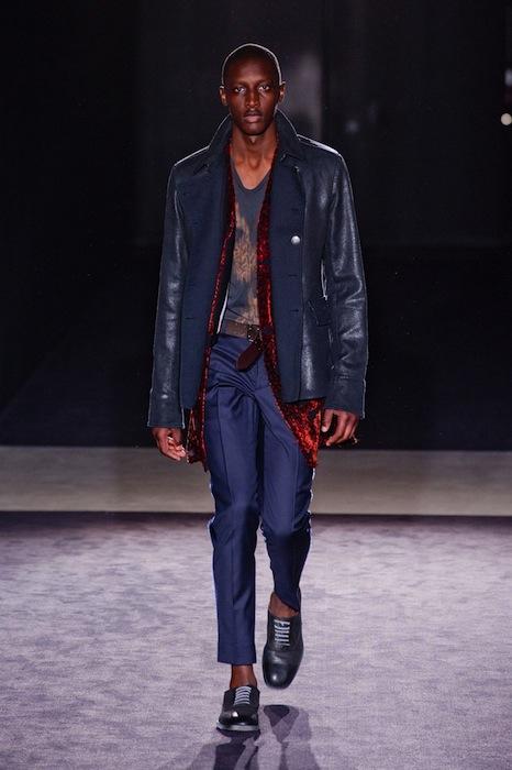 Maison Martin Margiela Spring 2014 Menswear fashiondailymag selects 5