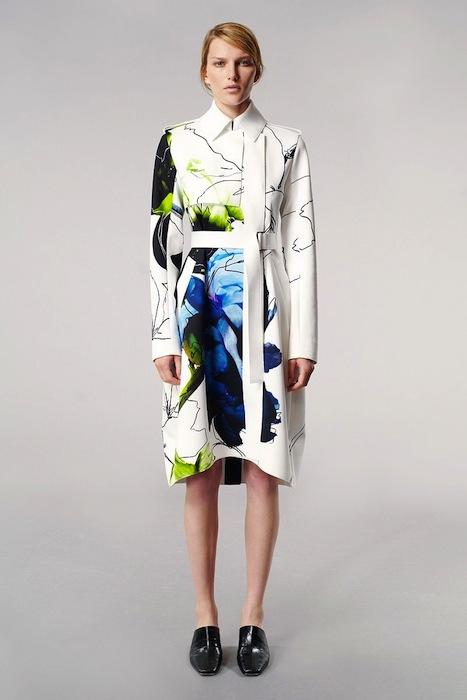 Reed Krakoff Resort 2014 fashiondailymag selects 8