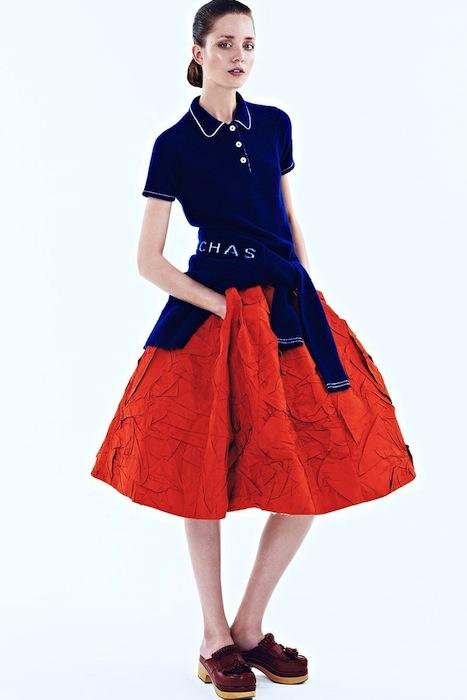 Rochas Resort 2014 fashiondailymag selects 5