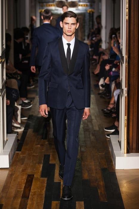 Valentino Menswear Spring 2014 fashiondailymag selects 23