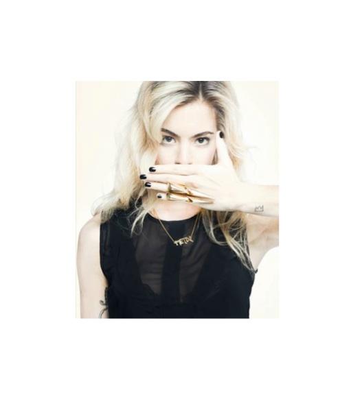 DJ CHELSEA LEYLAND | IMG | fashiondailymag