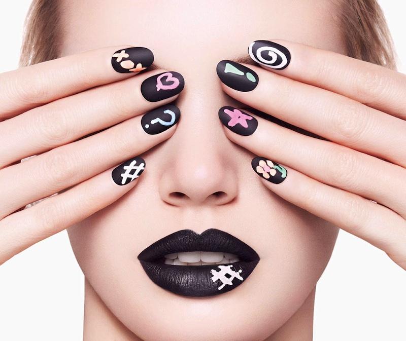 ciate chalkboard nails FashionDailyMag