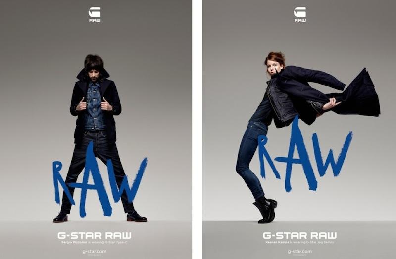 G-STAR RAW CAMPAIGN rankin FashionDailyMag 2