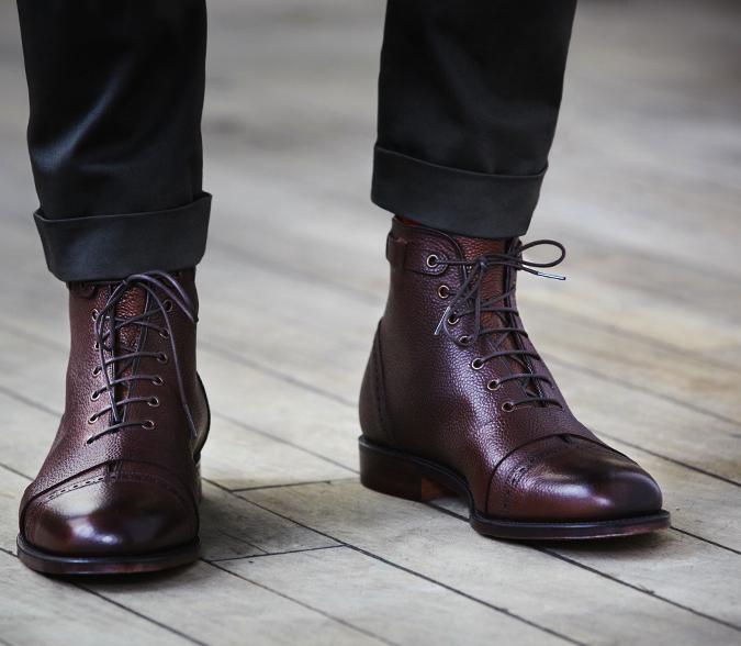 GRENSON X FOOT THE COACHER fashiondailymag sel 5