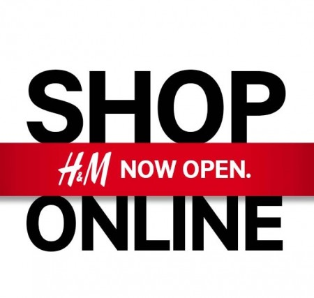 HM ONLINE STORE LAUNCH fashiondailymag sel 1