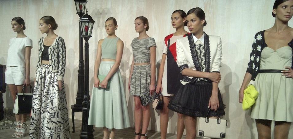 ALICE OLIVIA spring 2014 NYFW FashionDailyMag