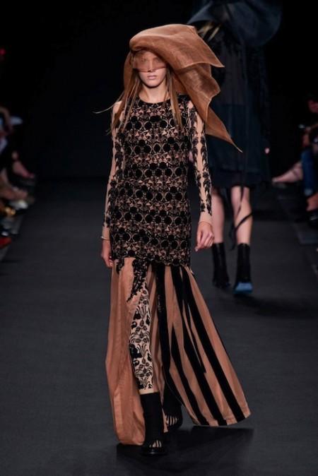 ANN DEMEULEMEESTER Spring 2014 fashiondailymag sel 26
