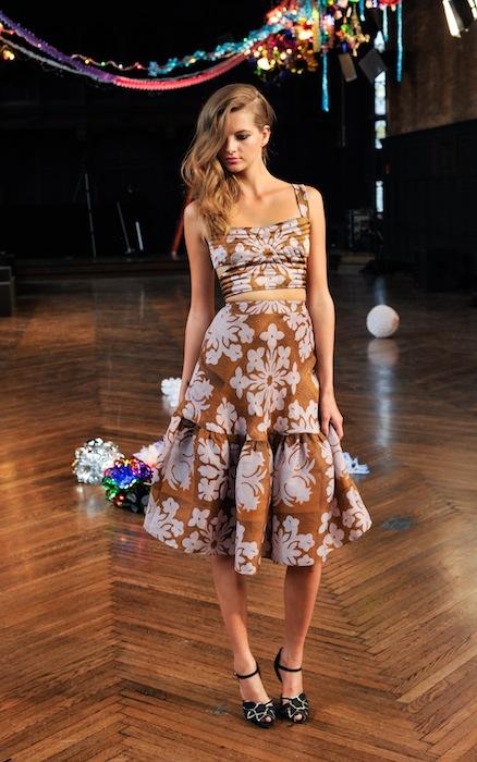 cynthia rowley spring 2014 FashionDailyMag sel 17