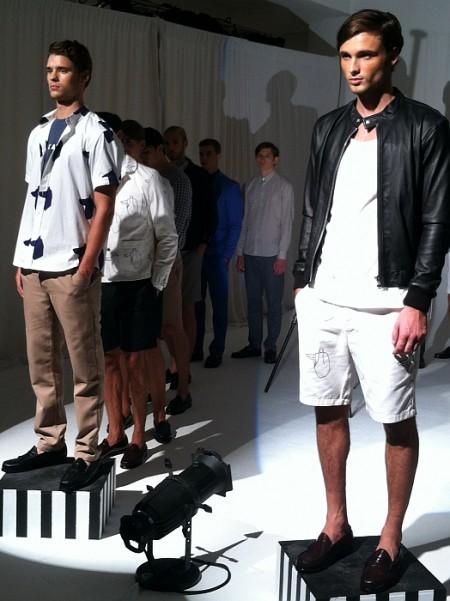 lucio castro Menswear Mix Spring 2014 FashionDailyMag sel LC