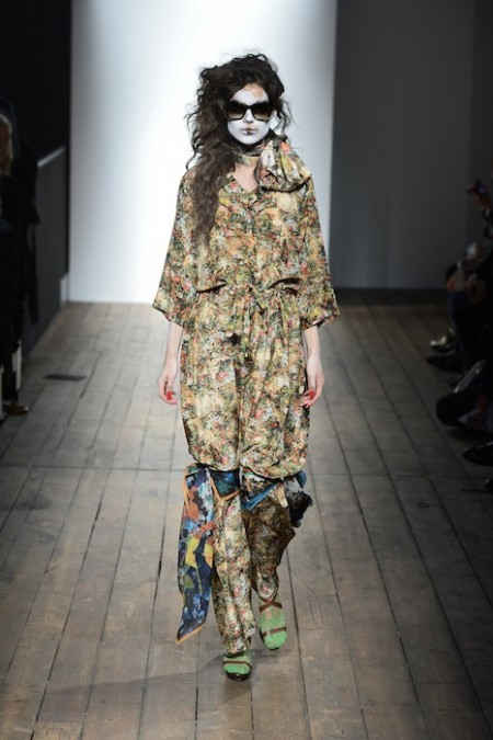 VIVIENNE WESTWOOD RED LABEL Spring 2014 fashiondailymag sel 16
