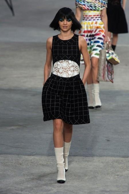 CHANEL Spring 2014 fashiondailymag sel 62
