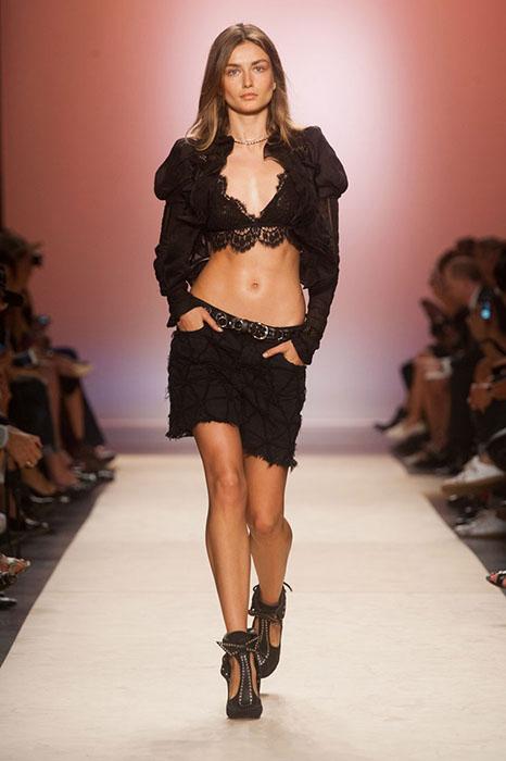 Isabel Marant spring 2014 FashionDailyMag sel 2