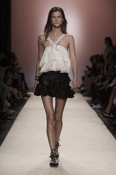 kasia struss Isabel Marant spring 2014 FashionDailyMag sel 3