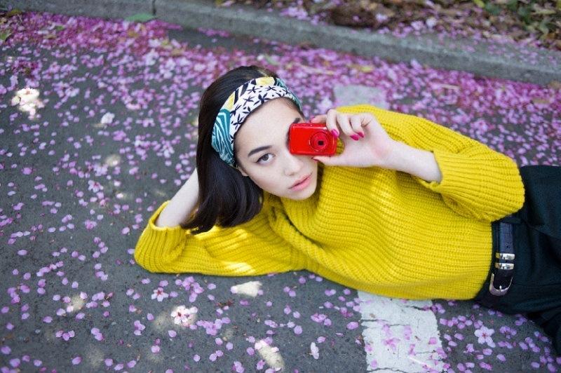 MAISON KITSUNE fall 2013 FashionDailyMag sel 2