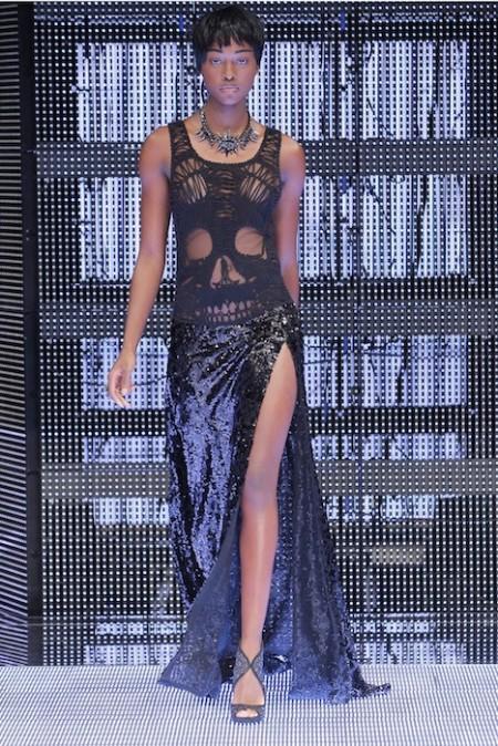 PHILIPP PLEIN Spring 2014 fashiondailymag sel 24
