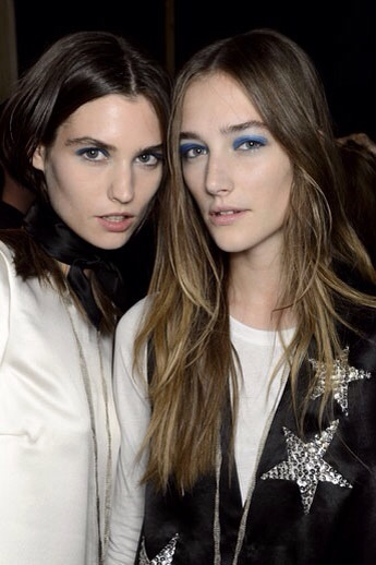 REDKEN Marc Jacobs hair Spring 2014 fashiondailymag sel 1