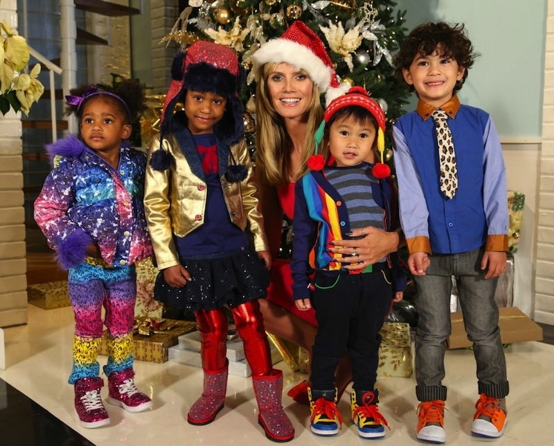 HEIDI KLUM for kids FashionDailyMag
