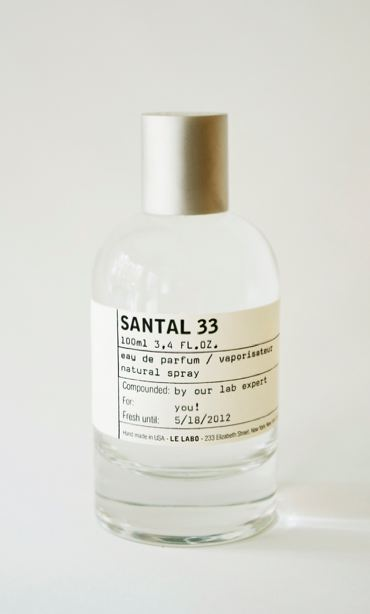 LE LABO SANTAL at COLETTE on FashionDailyMag